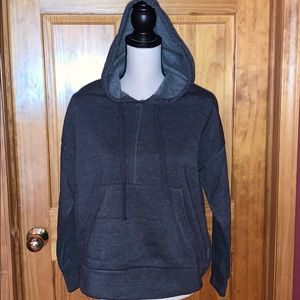 NWT Free People Movement Work It Out Hoodie Black